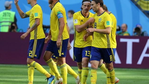 Шведской сборной устроили экстремальный подъем перед матчем с Англией