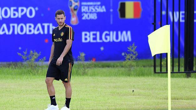 Из Казани капитана сборной Бельгии переместили на родину за одну секунду