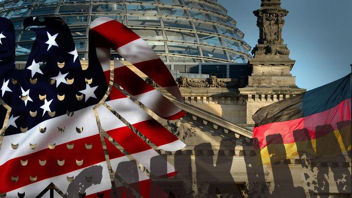 США пугают Россию немецкими санкциями
