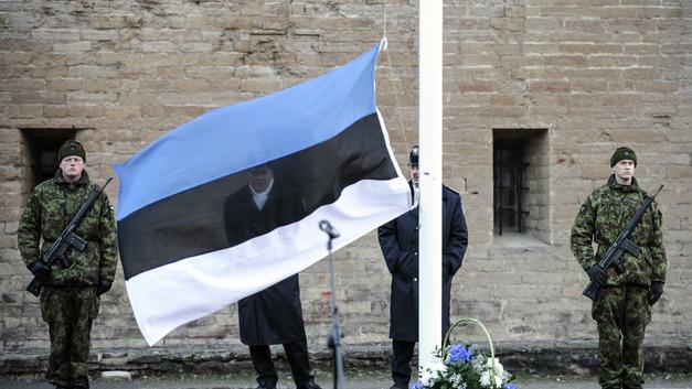 Эстония выразила России протест против нарушения ее границы неизвестным самолетом