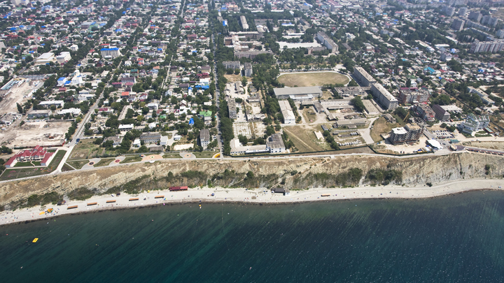 На главном курорте Кубани снова можно купаться