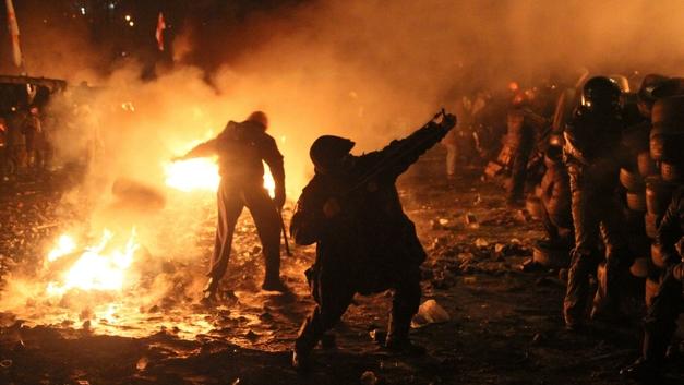 Могилы убитых и сумасшедшие с оружием заставили украинца Гордона пожалеть о Майдане