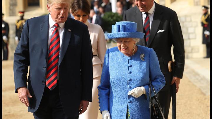 Юзеры глобальной сети возмущены поведением Дональда Трампа