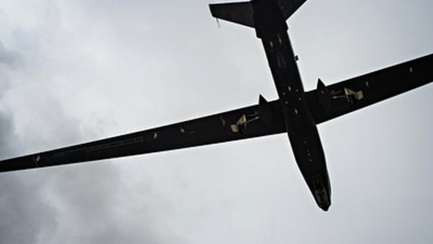 Британский самолет-шпион ошивался у берегов Крыма