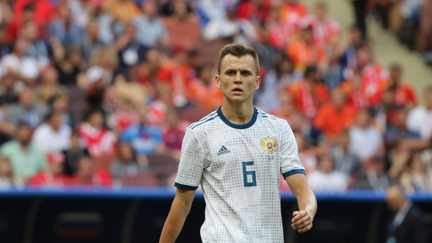«Звездный час Черышева»: ФИФА официально восхитилась игрой российского полузащитника