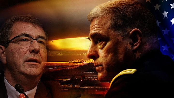 Война с США: На дороге к ядерному Армагеддону
