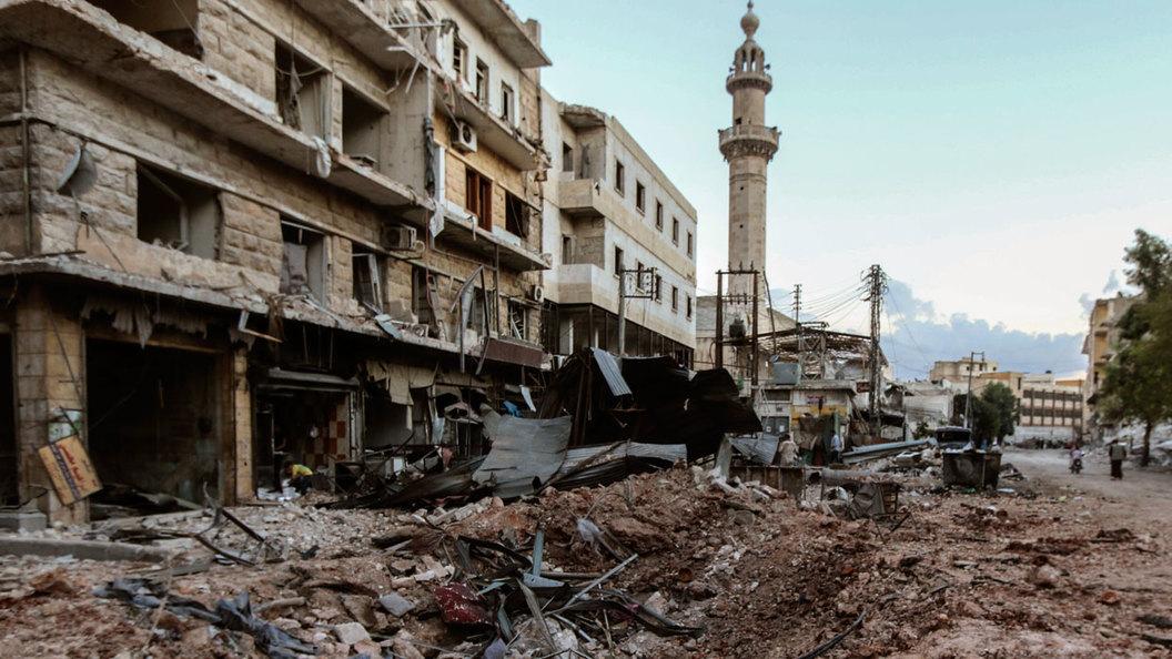 Сирия: США рыдают над фаршем из террористов