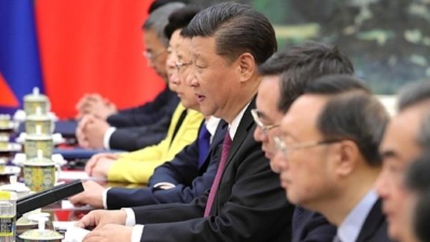 «Поворотный момент»: Си Цзиньпин провел переговоры с президентом ЮАР