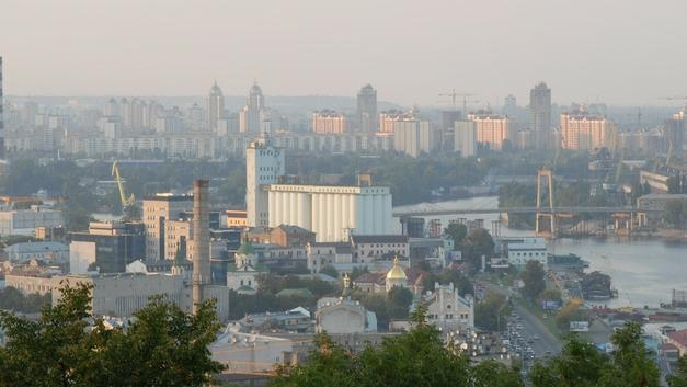 В Киеве пытались сорвать работу телеканала, транслирующего празднование 1030-летия Крещения Руси