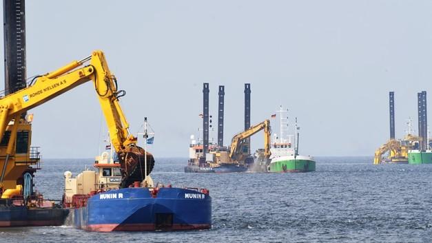 Россия протянет «Северный поток» в обход Дании