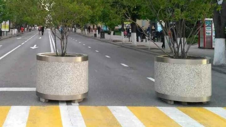Теперь не только Красная: в Краснодаре еще две улицы сделают пешеходными на выходных