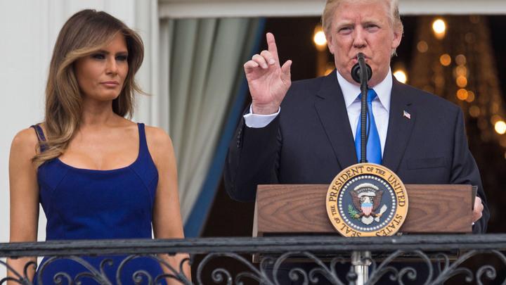 Штаб Трампа подал всуд наэкс-сотрудницу Белого дома
