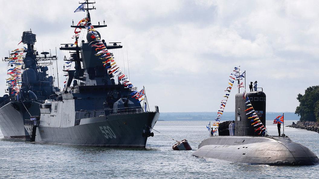 Кость в горло флоту США