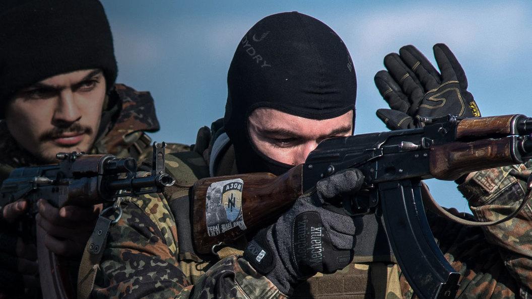 Наступление хунты на Донбасс: Украинский або безлюдный