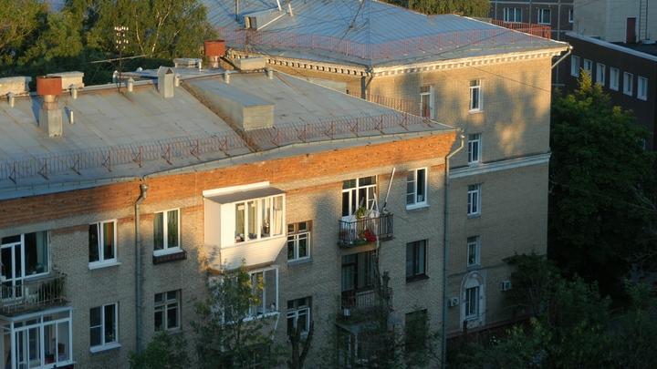 Реновация в действии: В Москве снесли первую пятиэтажку в рамках госпрограммы