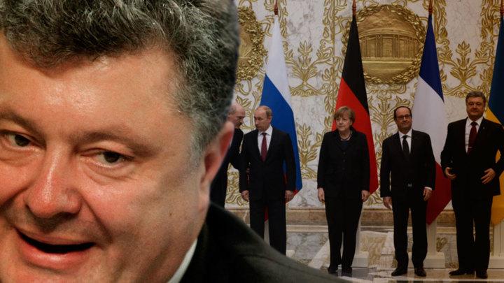 Хунта в Киеве поднялась на последний и решительный…