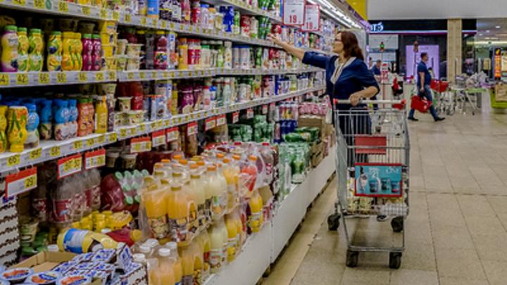 Инфляция на нуле уже неделю - Росстат