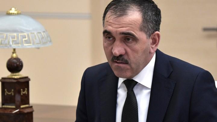 Юнус-Бек Евкуров назвал повышение уровня жизни в Ингушетии своей главной целью