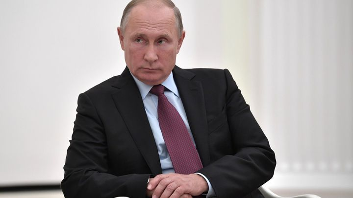 Путин с ехидной улыбкой рассказал об обнаружении «спецагентов» Петрова и Боширова - видео