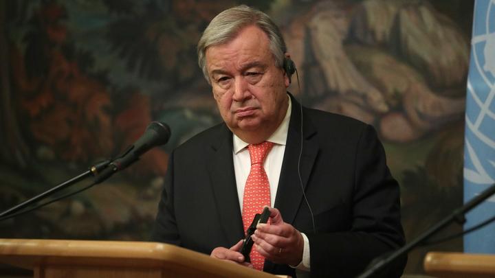 У Вашингтона нет больше «мягкой силы»: Генсек ООН предсказал крах мировой гегемонии США