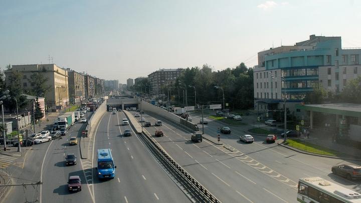 По Москве ездят мошенники, замаскированные под патруль ЦОДД - СМИ