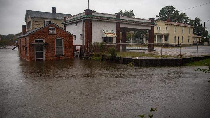 Из-за урагана «Флоренс» погибли четверо граждан Северной Каролины