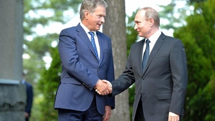 Президент Финляндии: мыне опасаемся РФ
