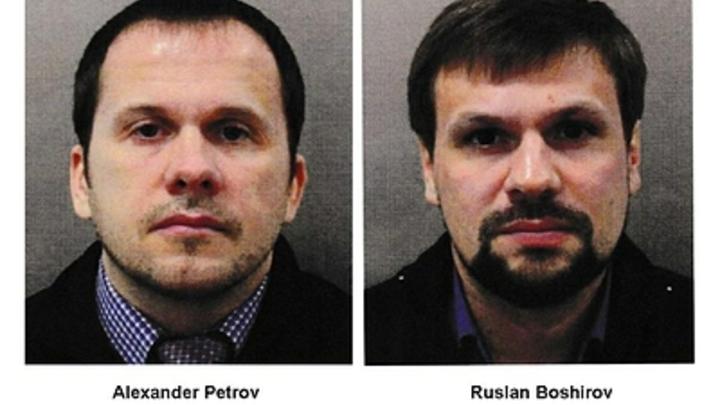«Расплата за «следы»: Британские СМИ сочинили новую басню о Петрове и Боширове