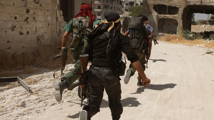 Сирия: Бармалеи начинают прогибаться