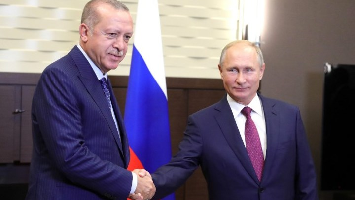 Путин и Эрдоган сорвали сценарий США по Идлибу