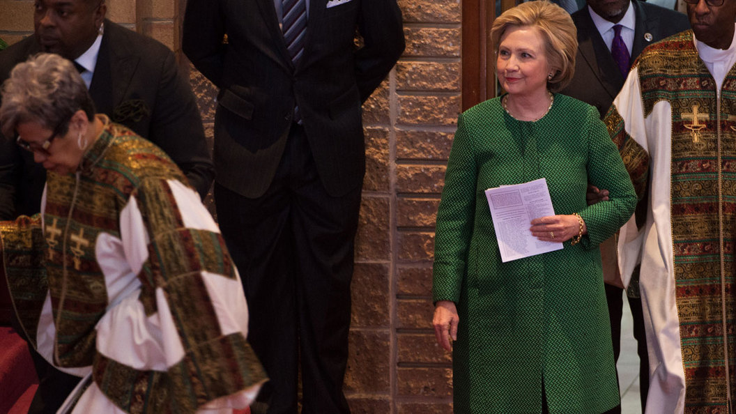 Католики уходят от Клинтон к Трампу
