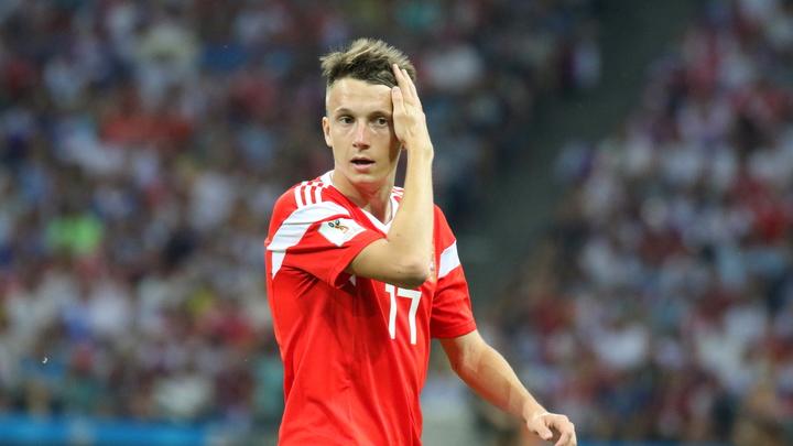Футболист Головин дебютировал всоставе «Монако»