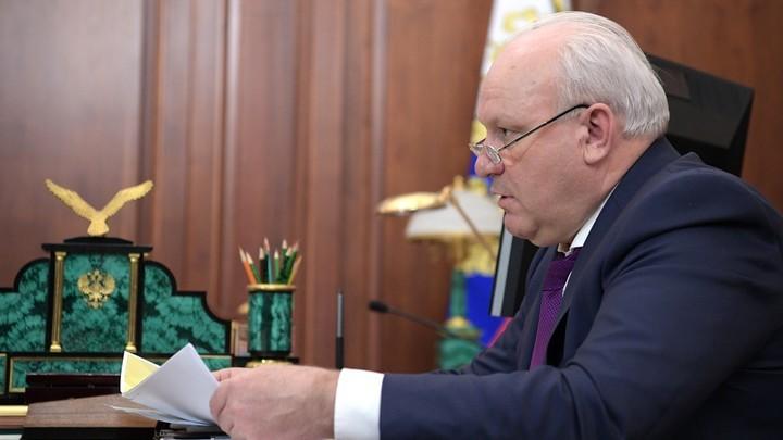 «Я беру на себя всю ответственность»: Глава Хакасии Виктор Зимин объявил об отставке