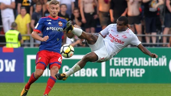 ЦСКА – «Спартак»: В дерби не бывает фаворитов?