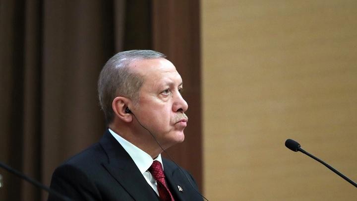 Эрдоган демонстративно вышел из зала Генассамблеи ООН перед выступлением Трампа