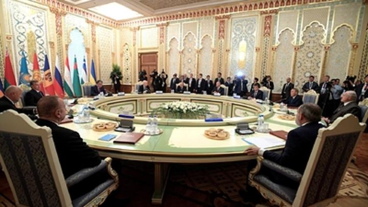 Путин призвал партнеров по СНГ расширять расчеты в нацвалютах