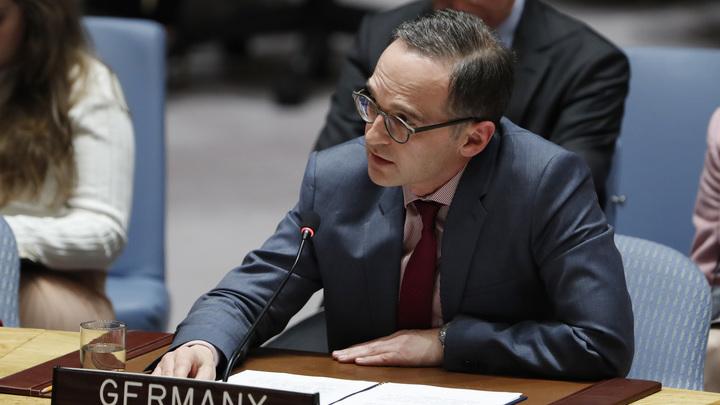 Германия предложила отправить в Донбасс миротворцев ООН