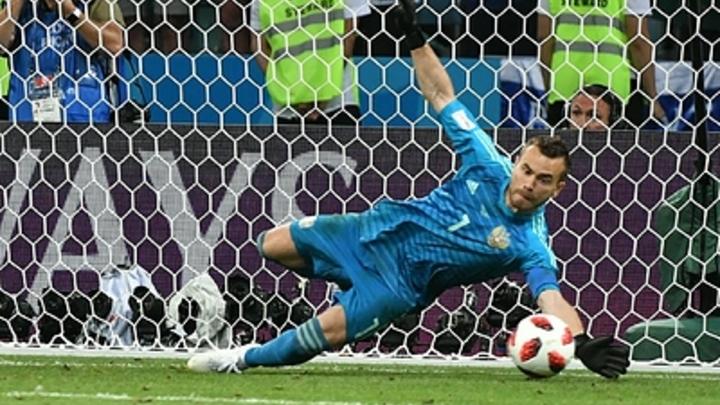 «Моя история с национальной сборной подошла к концу»: «Ноги Бога» Акинфеева больше не будет