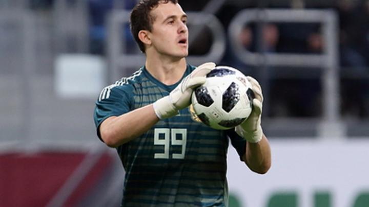 Черчесов назвал имя преемника Акинфеева на воротах сборной России