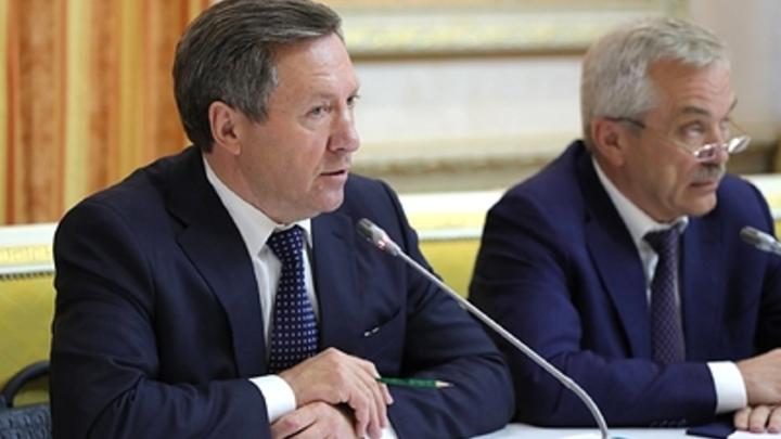 Липецкая область лишилась губернатора: Олег Королев подал в отставку