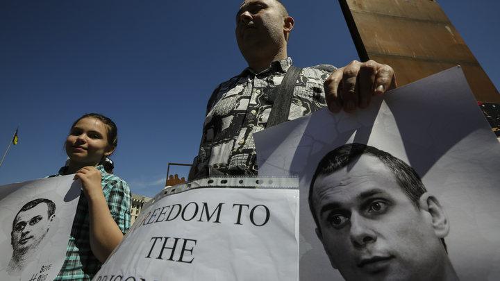 «Клоунада дальше не имела смысла»: В Сети назвали причину прекращения Сенцовым голодовки