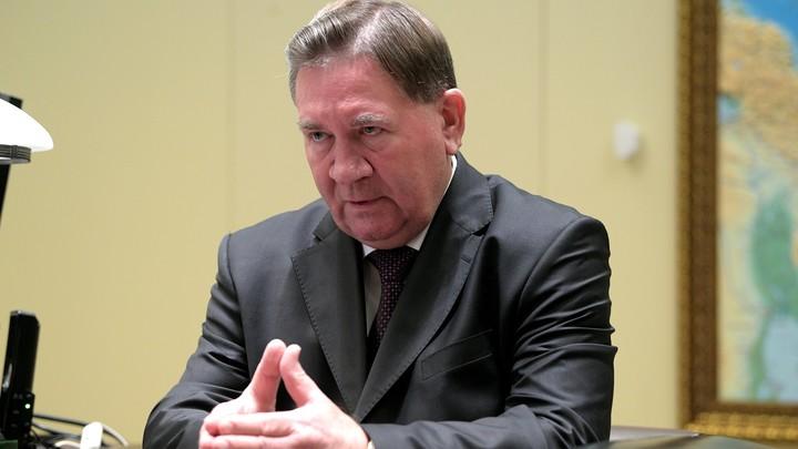 Губернатор Курской области ушел в отставку после 18 лет на посту