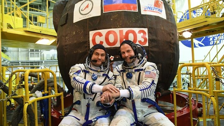 Космонавт Овчинин с Союза емко пошутил по поводу своей аварийной посадки