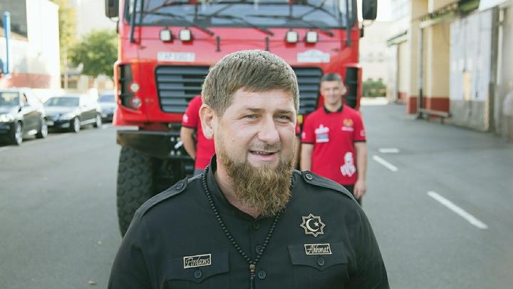 Кадыров пригласил Нурмагомедова на ужин