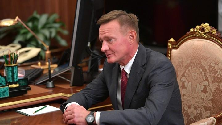 Новый губернатор Курской области обратится за советом к своему предшественнику