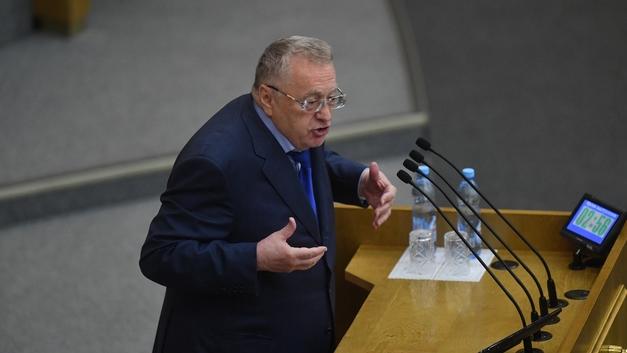Жириновский «выдал» военную тайну: Россия располагает комплексами С-600 и С-700