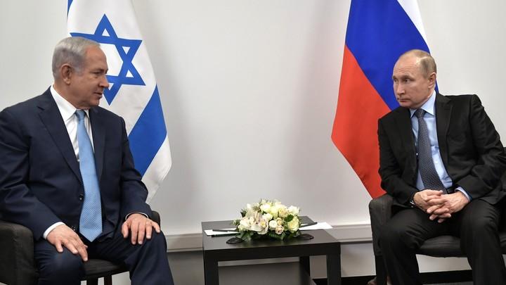 Нетаньяху напомнил Кнессету о важности дружбы с Путиным