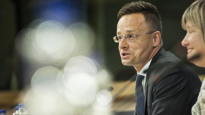 Венгрия еще раз показала Украине, что против диалога Киева с НАТО