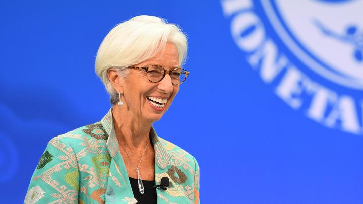 Глава МВФ пообещала приехать в Саудовскую Аравию, несмотря на убийство журналиста