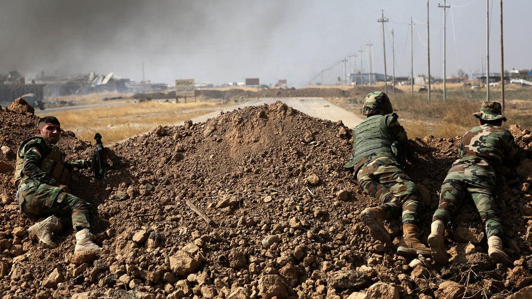 Битва за Мосул: Зачистка началась